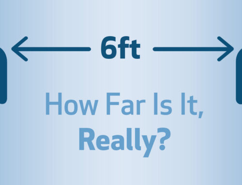 Is The 6 Feet Rule Sufficient When Running Or Walking?