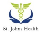 St Johns Health News and Learning Center Logo
